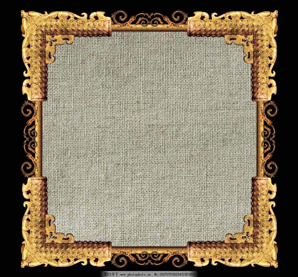 古代传统素材 传统边框 古典边框 传统背景 古典背景 中国风格边框