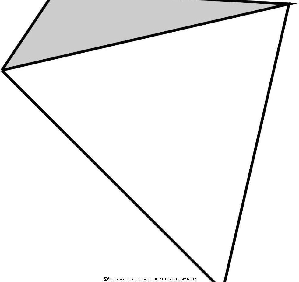 立体几何图形 矢量 其他矢量 矢量素材 矢量图库