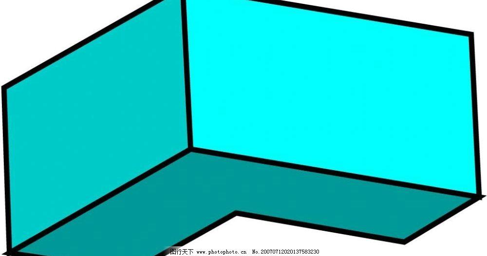 立体几何图形 立体画 立体图 立体效果 矢量 标识标志图标 其他