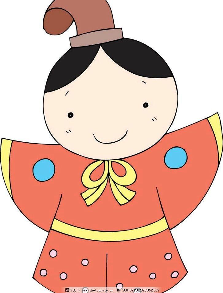 日本可爱卡通人物图片