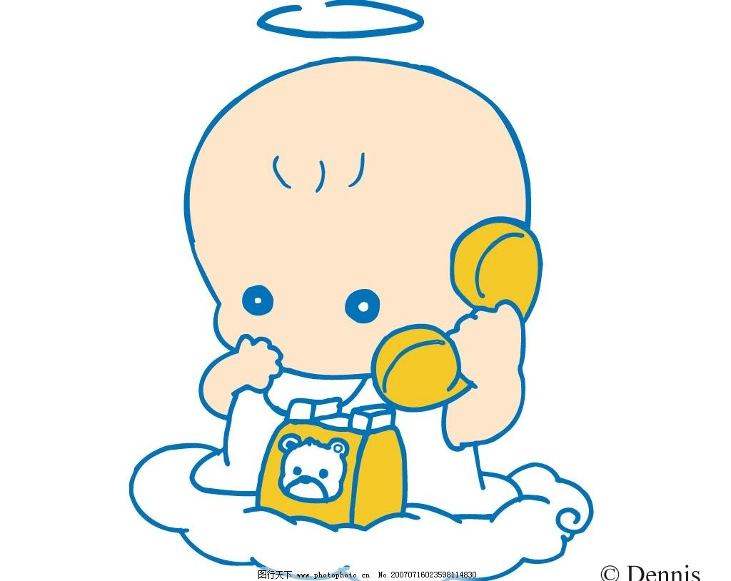 卡通宝宝 卡通婴儿 卡通儿童 矢量宝宝 矢量儿童 矢量婴儿 卡通人物