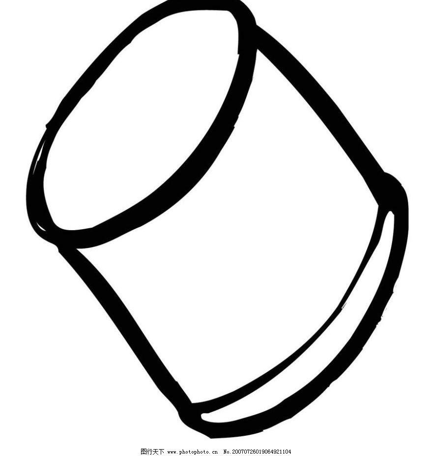 简笔画 设计 矢量 矢量图 手绘 素材 线稿 875_927