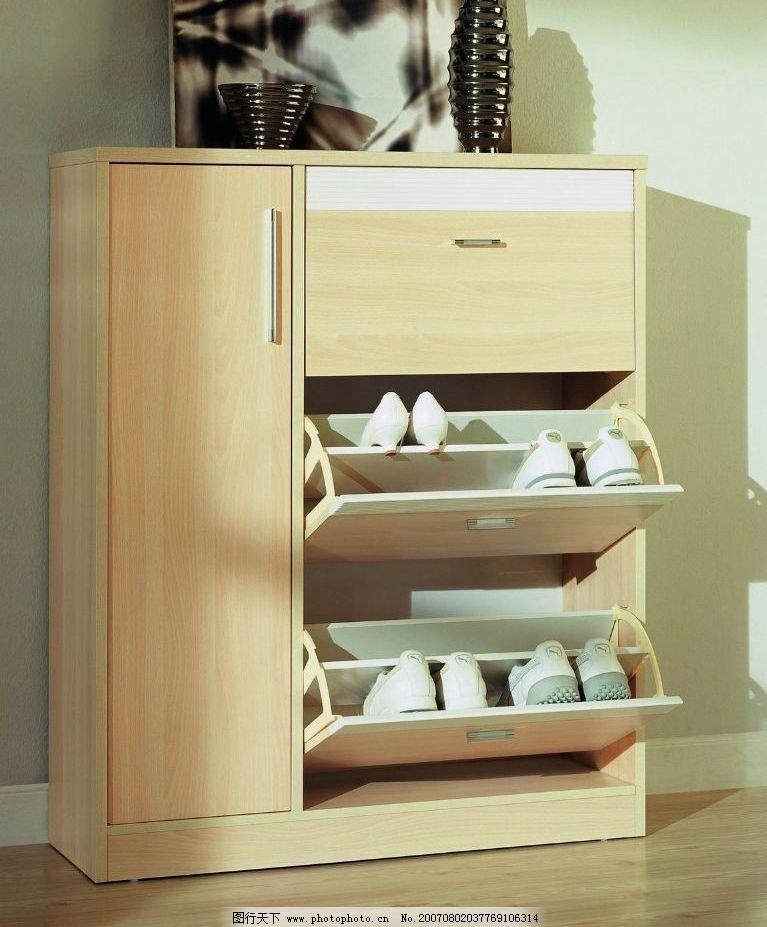 马克笔手绘鞋柜