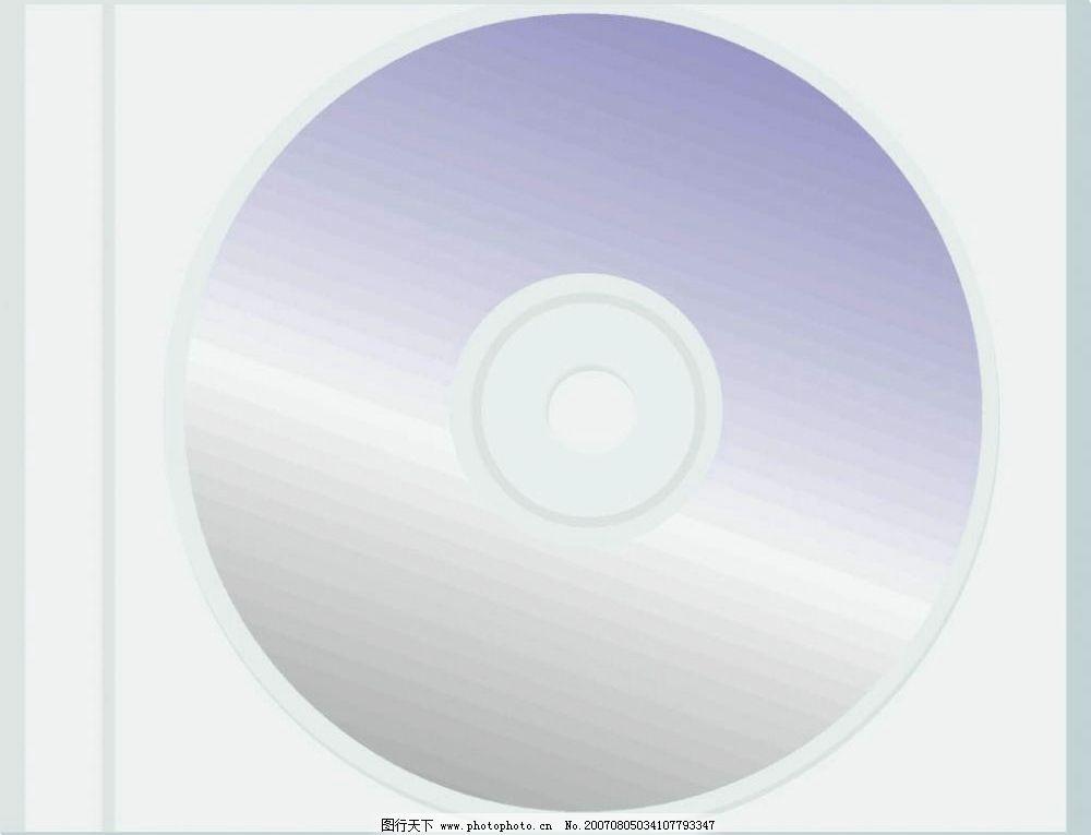 光盘 光碟 碟片 科技 电子 矢量 矢量素材 现代科技 通讯科技 电子