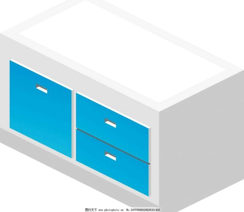 柜子图片_家居设计_环境设计_图行天下图库