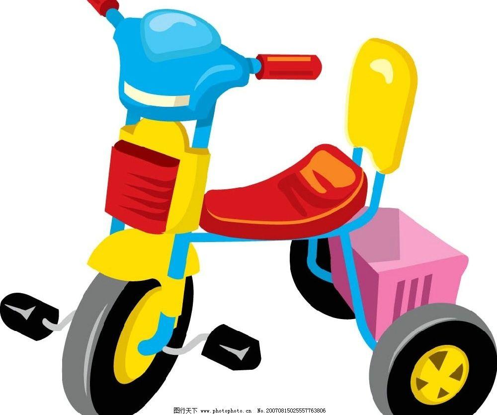 儿童玩具车图片