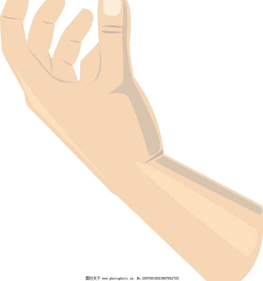 手势 手 矢量手势 手势矢量 矢量 矢量图 矢量人物 其他人物 手势矢量