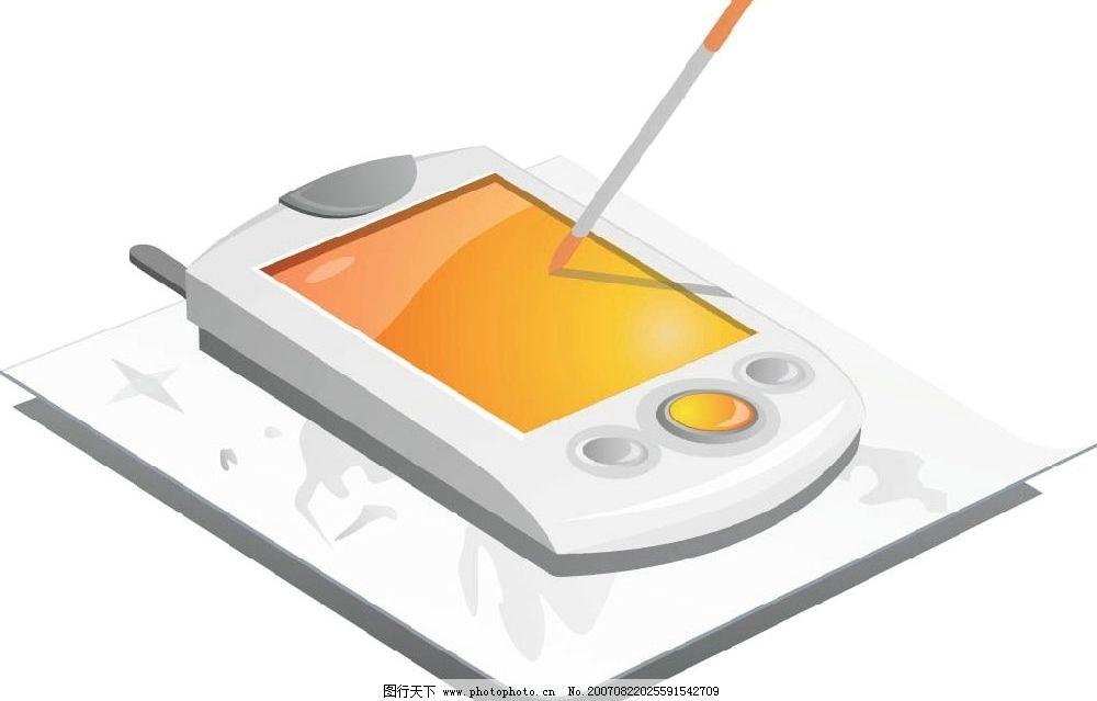 手写手机 手机 电话 矢量 矢量图 生活百科 生活用品 生活物品矢量 矢