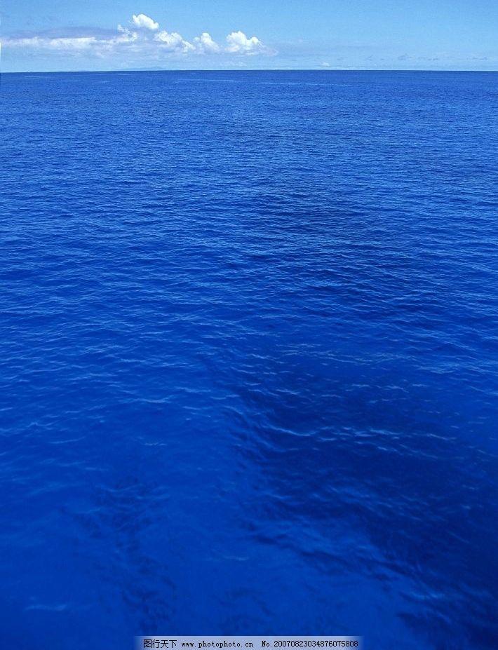 海洋背景素材竖版
