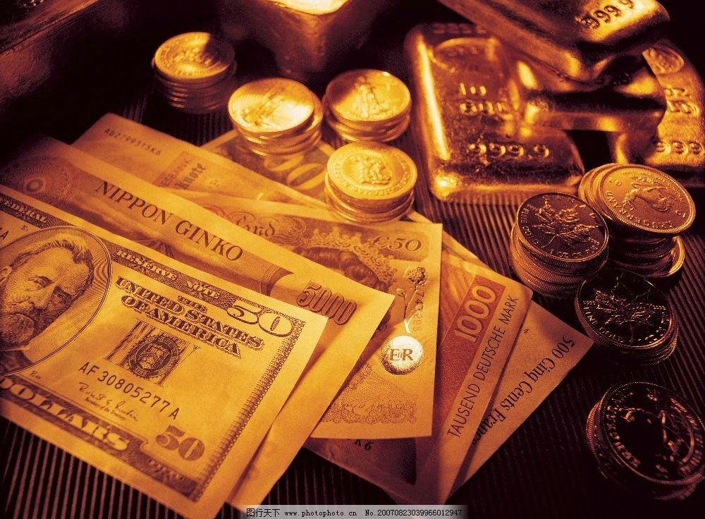 金币 货币 金条金币 商务金融 金融货币 摄影图库 300dpi     300