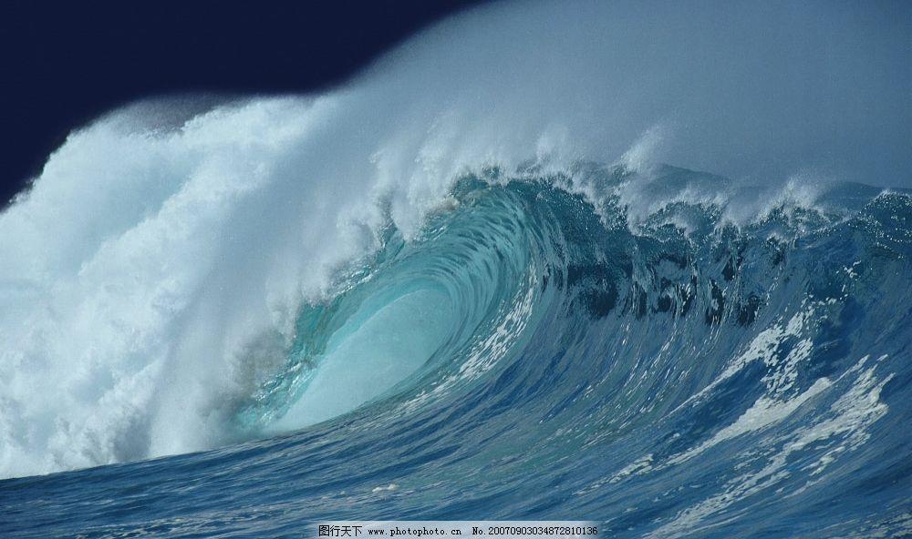 鱼跃海浪简笔画黑白