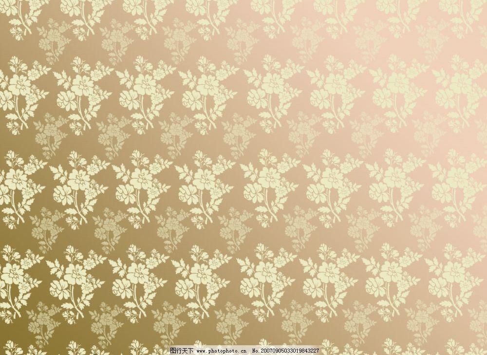 古典花纹素材图片