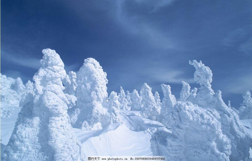 雪景 冬天 冬季 自然景观 山水风景 四季风景 摄影图库   350 jpg