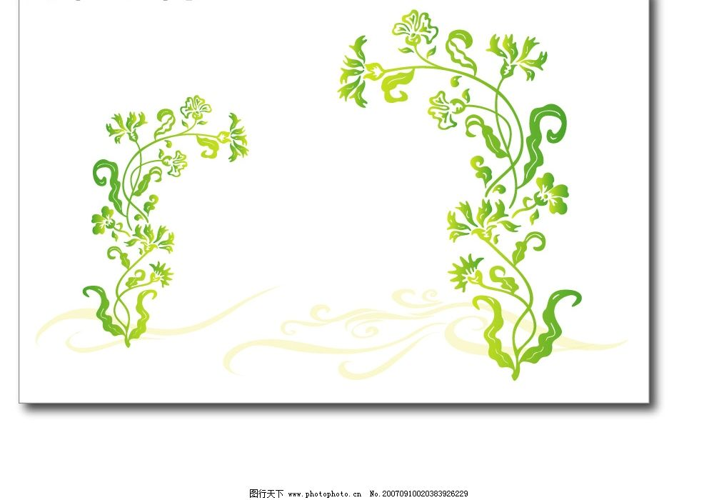设计图库 底纹边框 花边花纹    上传: 2007-9-10 大小: 288.