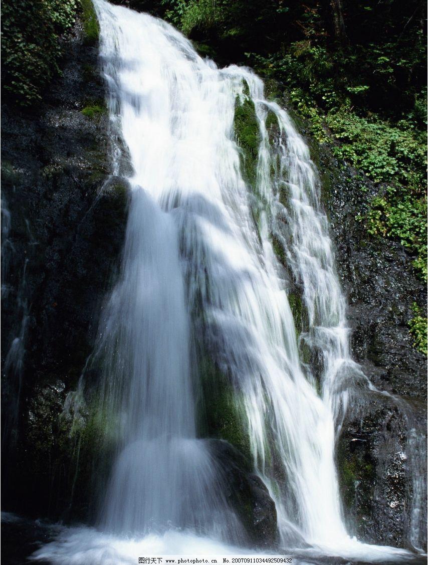 壁纸 风景 旅游 瀑布 山水 桌面 854_1127 竖版 竖屏 手机
