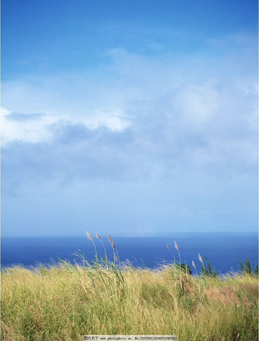 大海图片_自然风景_自然景观
