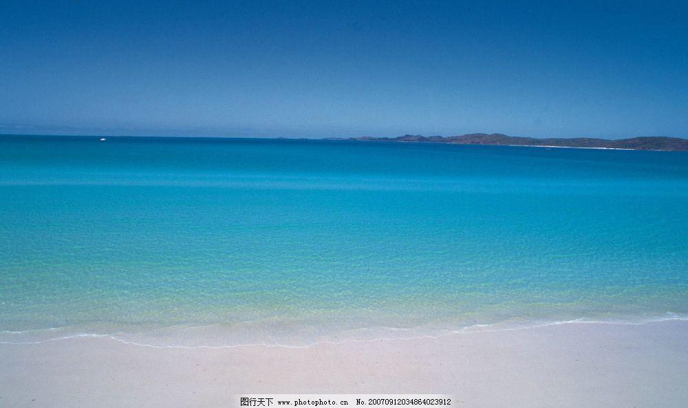 大海 自然景观 自然风景 摄影图库