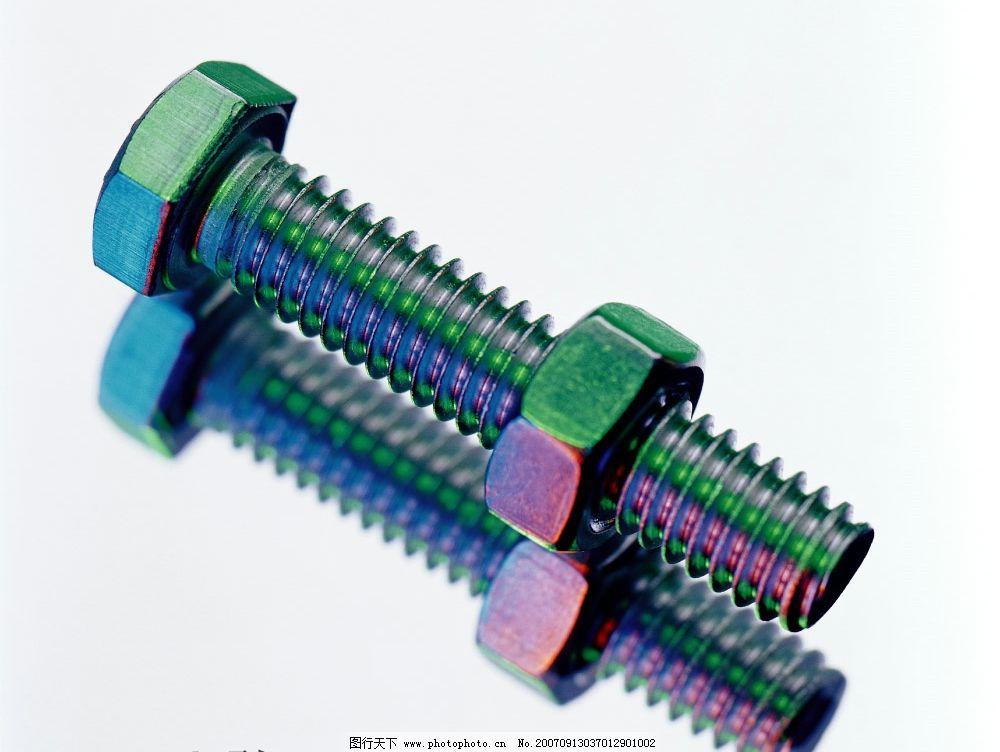 螺丝 生活用品 生活百科 生活素材 摄影图库   72 jpg