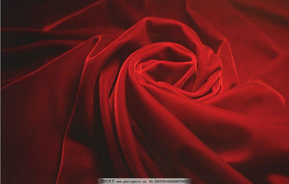 红丝绸 底纹 红呢 背景 质感 其他 图片素材 摄影图库   350 jpg
