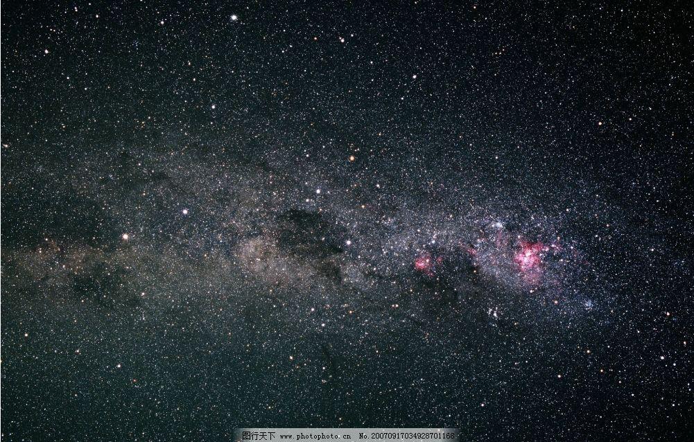 星空图片_其他_自然景观_图行天下图库