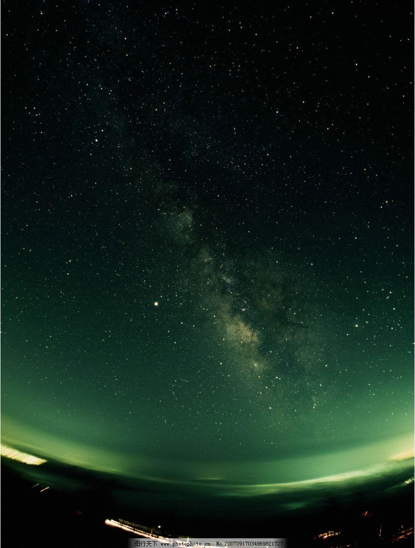 夜空 宇宙 星空 天空 自然景观 其他 宇宙星空 摄影图库   350 jpg