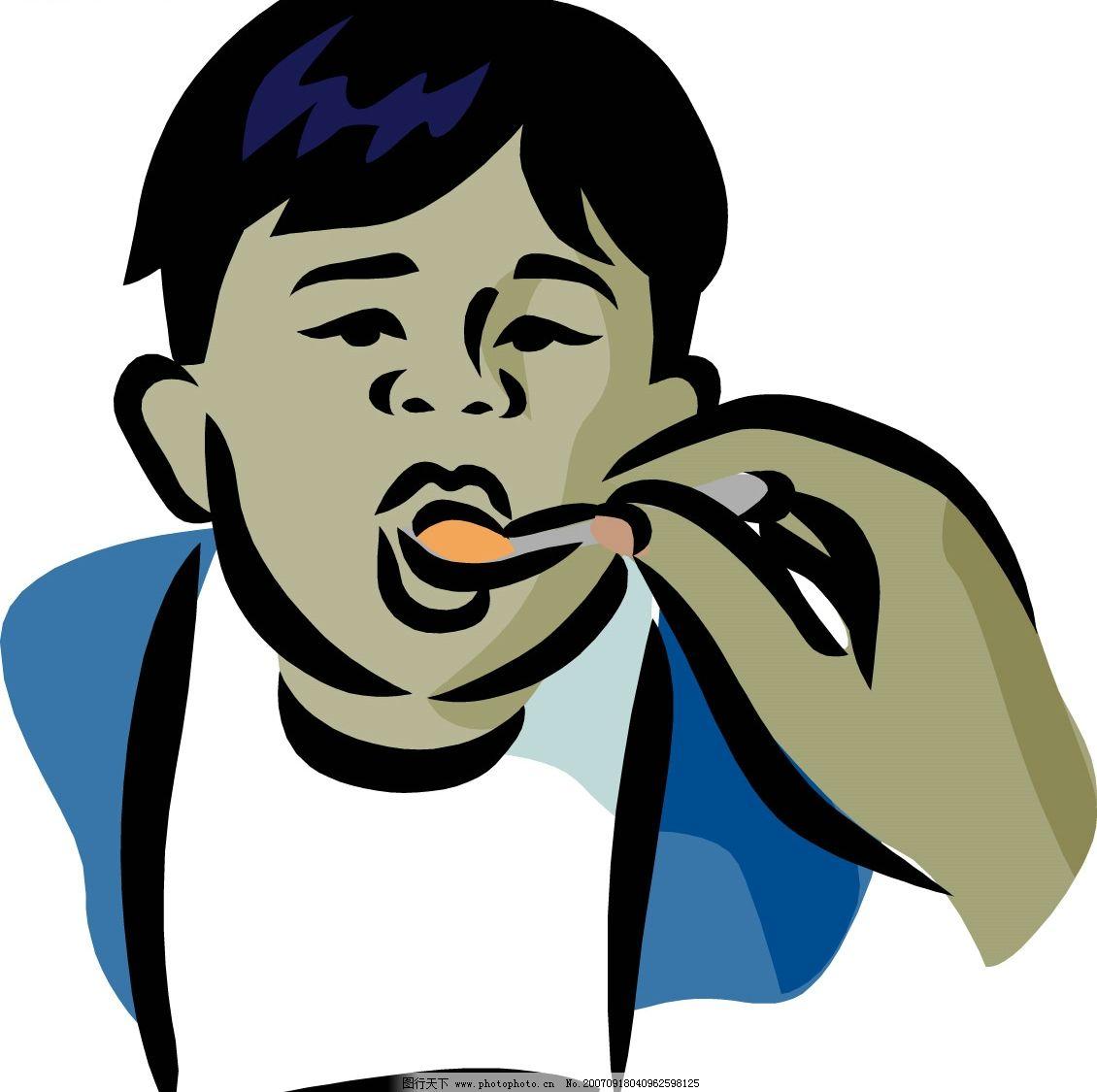 卡通儿童 韩国儿童矢量图 卡通儿童矢量图 韩国儿童矢量 儿童矢量素材