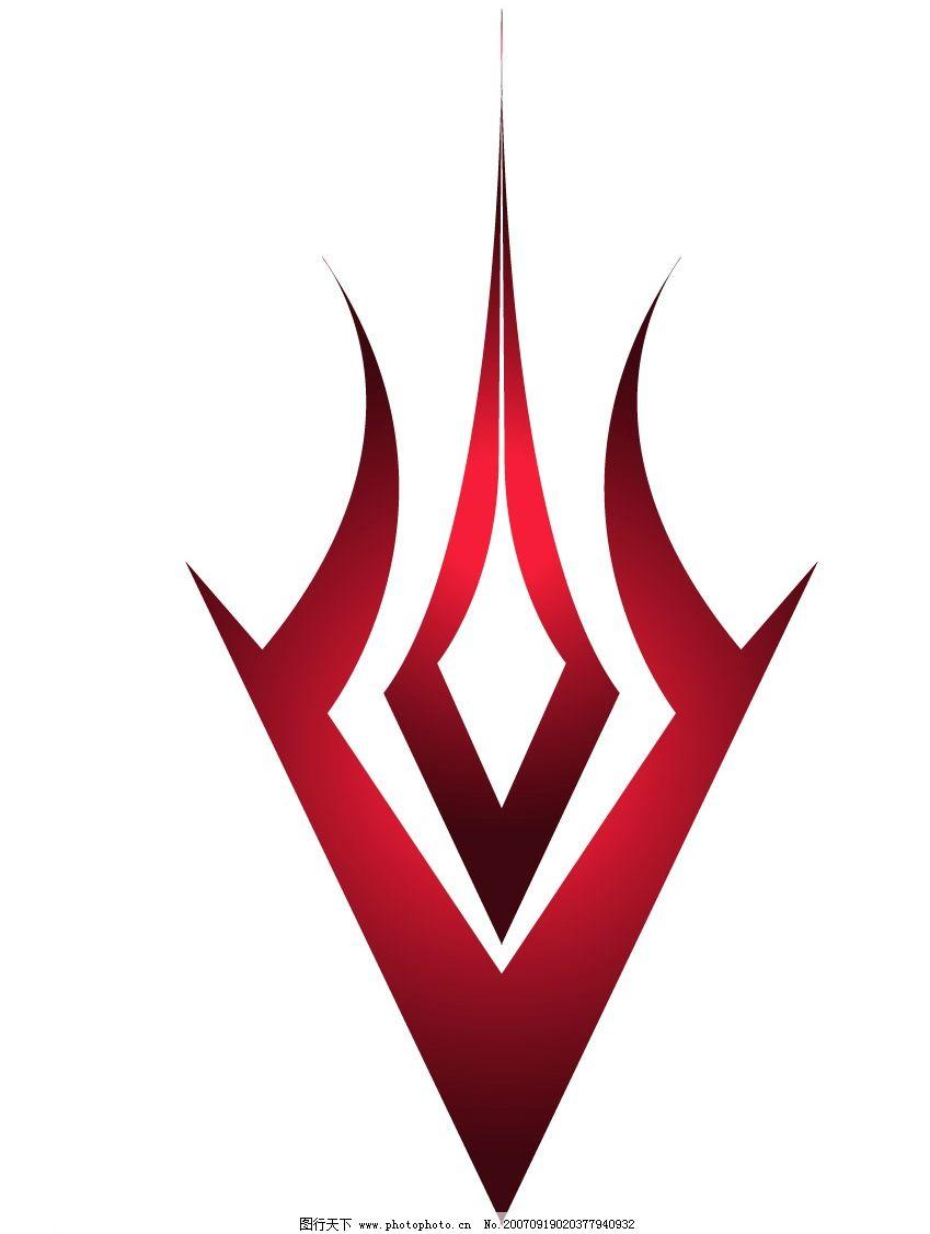 可爱图腾logo