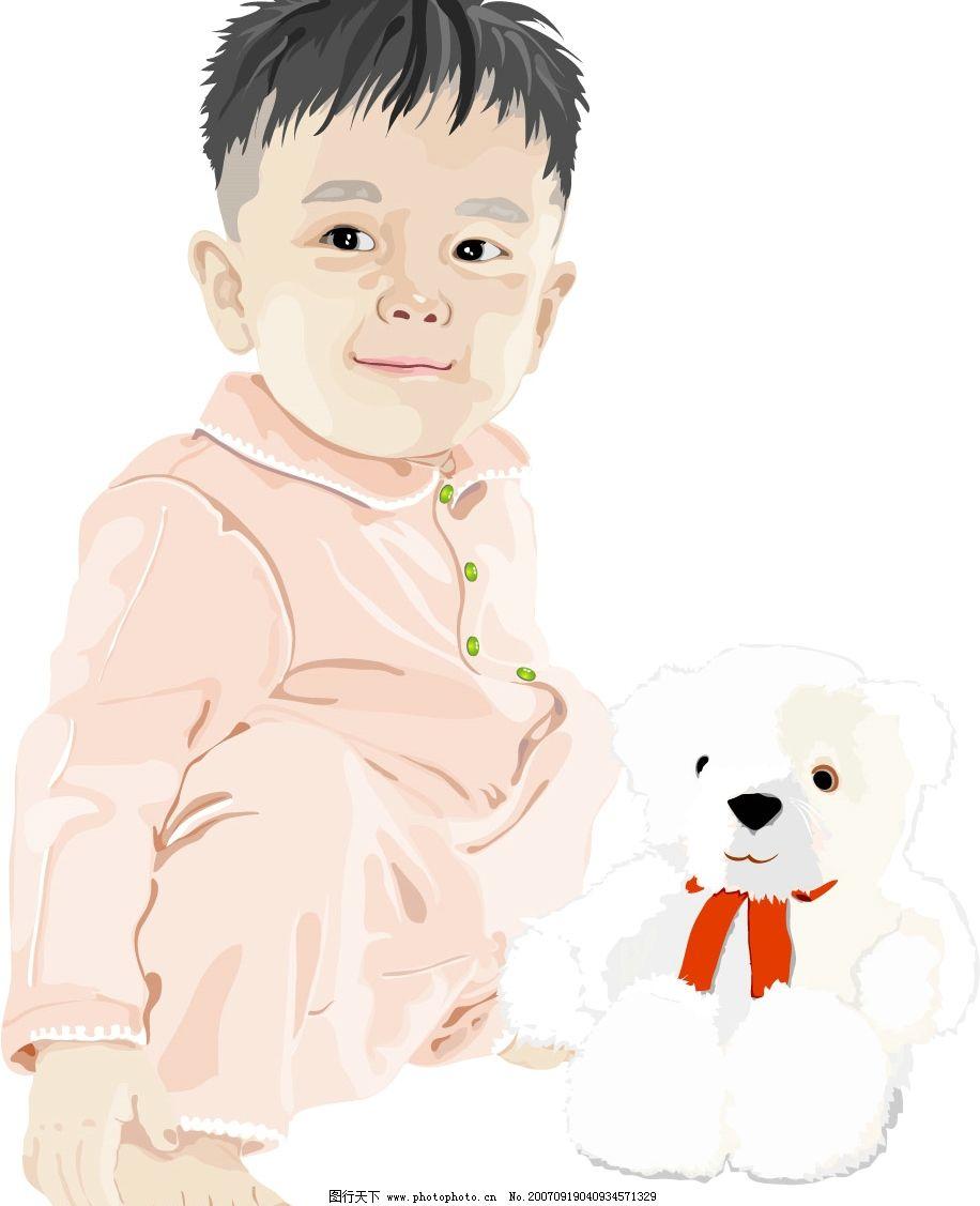 中国婴儿图片