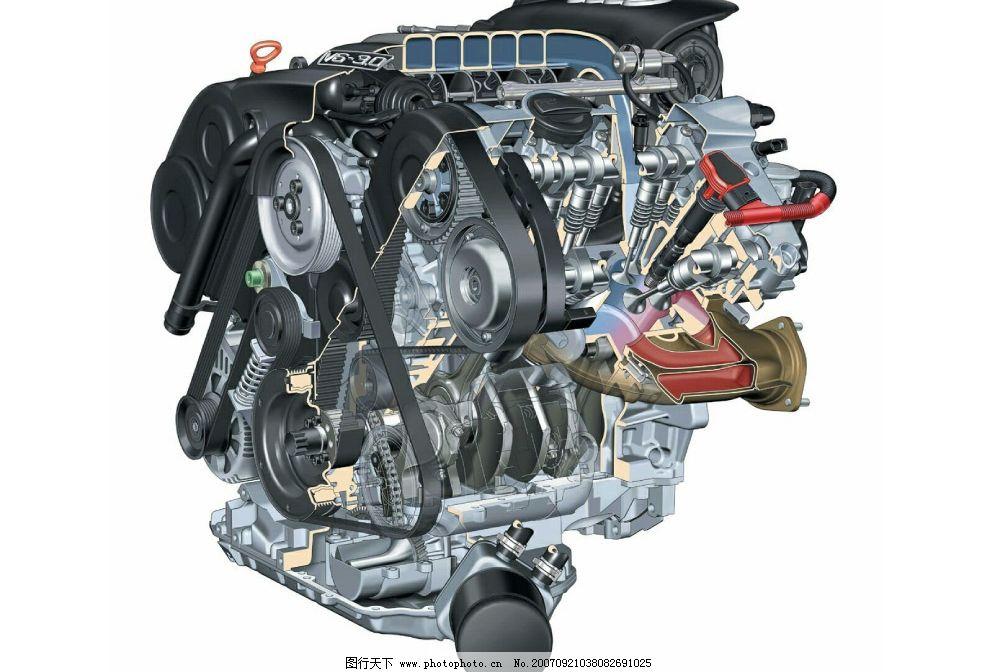 奥迪概念车发动机图片