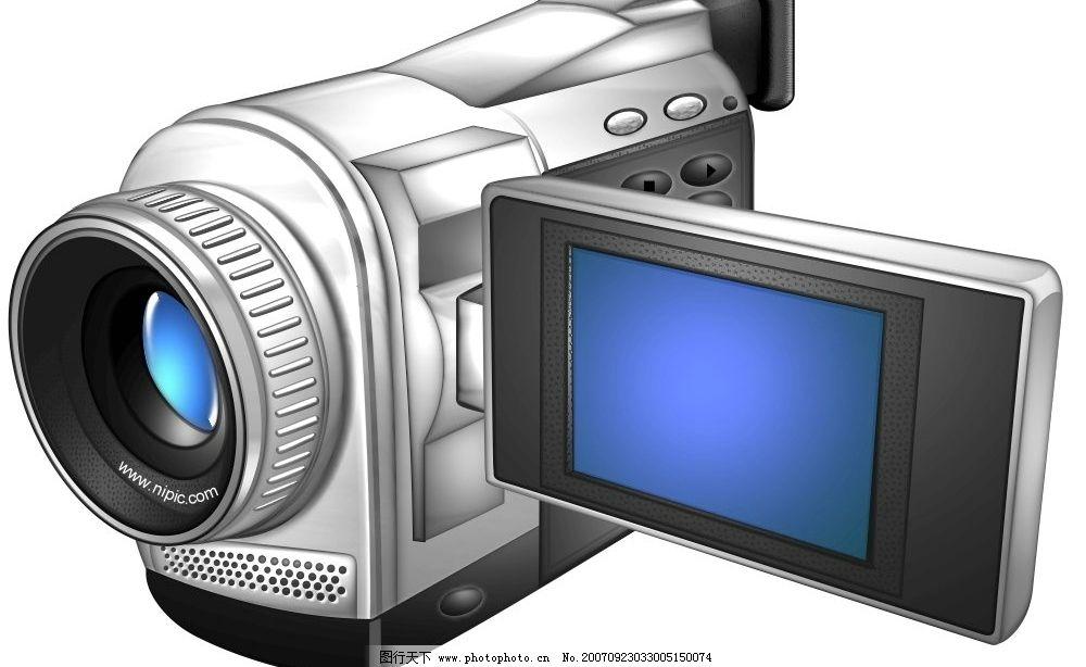 数码摄像机 psd素材 其他psd 源文件库   psd