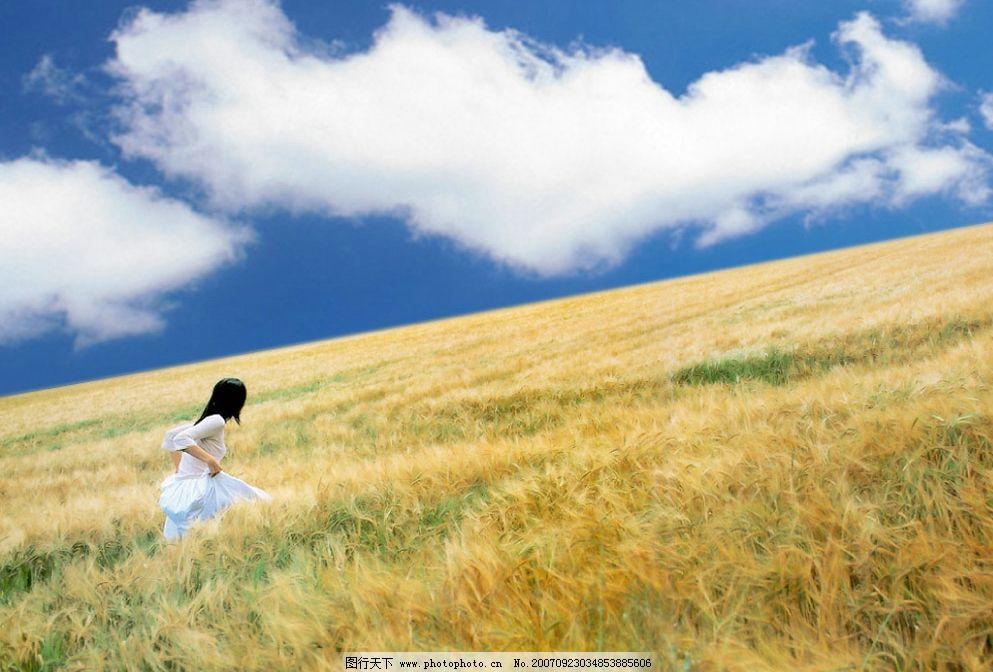 田园风景 自然景观 自然风景 风景壁纸 摄影图库   75 jpg