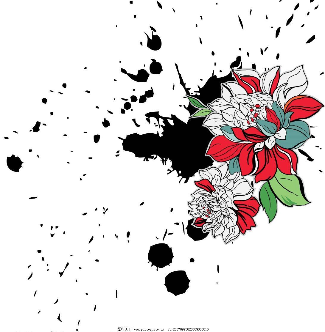 超美花型花纹17图片